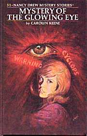 Nancy Drew Cover Art
